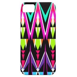 Pop Neon Tribal iPhone 5 Case