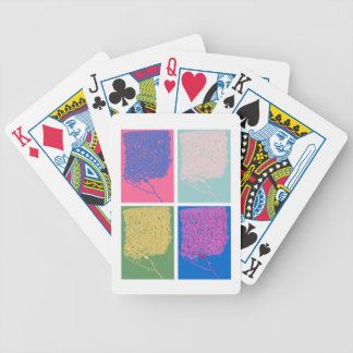Pop Neuroscience Bicycle Playing Cards