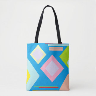 Pop of Color Tote Bag