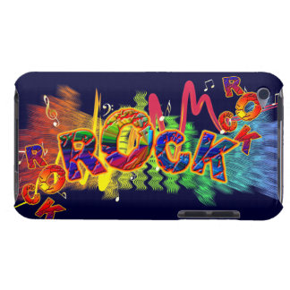 Pop Pop ROCK iPod Touch Covers
