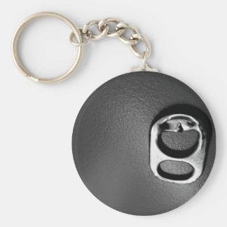 Pop tab keychain