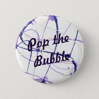 Pop the Bubble Purple Paint Button