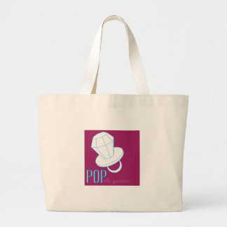 Pop The Question Tote Bags
