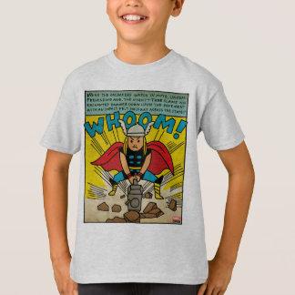 Pop Thor Comic Strip Tee Shirt
