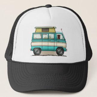 Pop Top Van Camper Trucker Hat