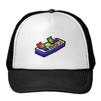 pop up toy cap