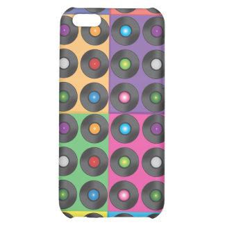 Pop Vinyls iPhone 5C Cases