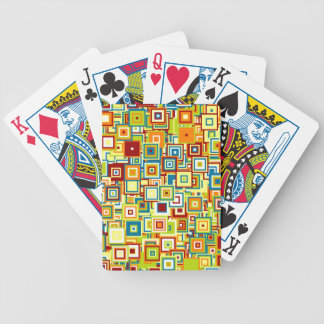 Popart Bicycle Playing Cards