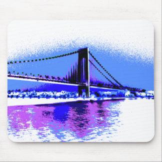 PopArt Bridge mousepad