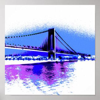 PopArt Bridge print