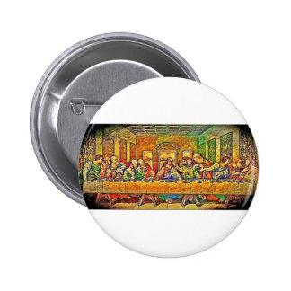 PopArt Da Vinci Buttons