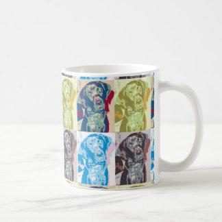 Popart Dog Mugs