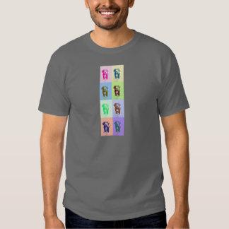 PopArt great dane Puppy Shirt