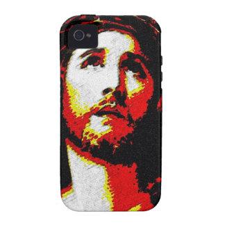 PopArt Jesus Vibe iPhone 4 Cases