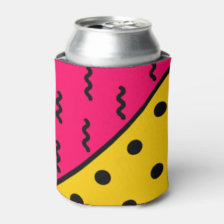 PopArt Pattern Can Cooler