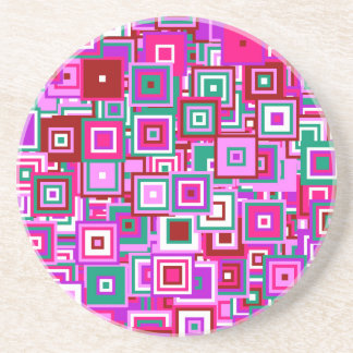 Popart sample coaster