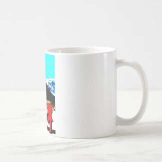 PopArt Switzerland Coffee Mug