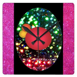 Popart Wall Clock 3