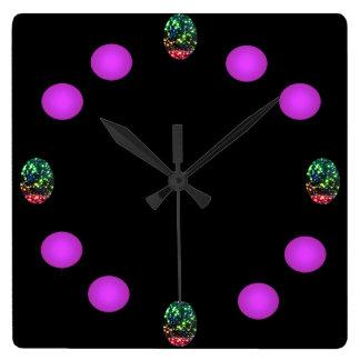 Popart Wall Clock 4