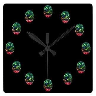 Popart Wall Clock 5