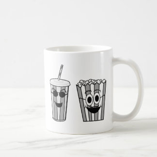 popcorn and soda coffee mug