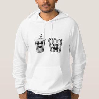 popcorn and soda hoodie