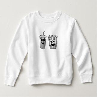 popcorn and soda sweatshirt
