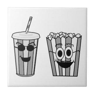 popcorn and soda tile