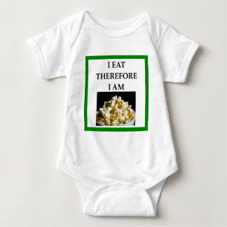 popcorn baby bodysuit