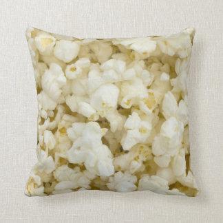 Popcorn background novelty pillow