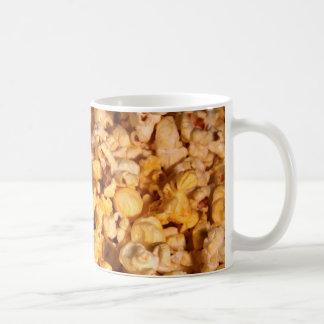 Popcorn Classic White Coffee Mug