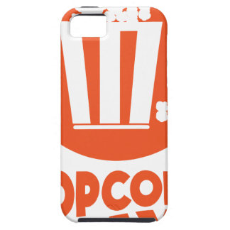 Popcorn Day - Appreciation Day Tough iPhone 5 Case