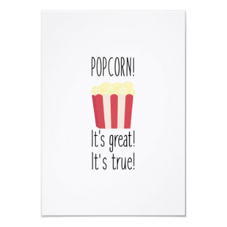 Popcorn! its great Zbzkp Card
