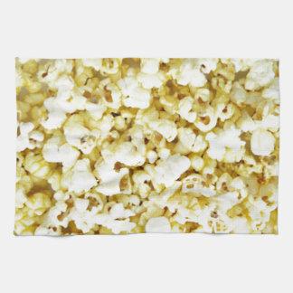 Popcorn Madness Tea Towel
