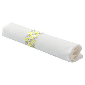 popcorn napkin band