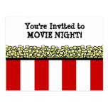 Popcorn Postcards