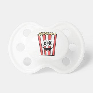 popcorn smiling dummy