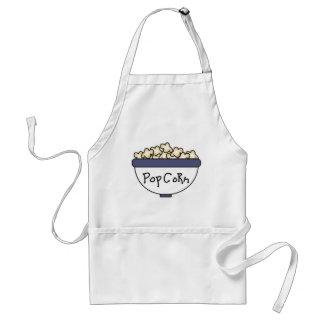 popcorn standard apron