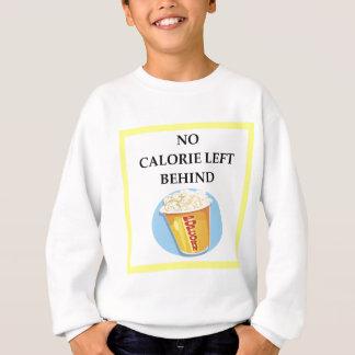 popcorn sweatshirt