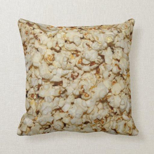Popcorn texture pillow