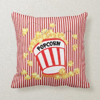 Popcorn Throw Cushion