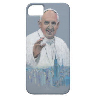 Pope Francis in Manhattan Barely There iPhone 5 Case