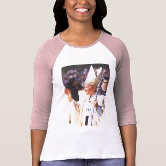 Pope John Paul II b Tshirts