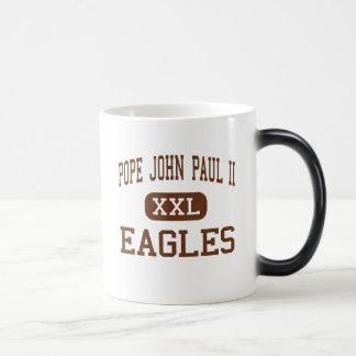 Pope John Paul II - Eagles - High - Boca Raton Coffee Mugs