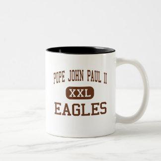 Pope John Paul II - Eagles - High - Boca Raton Coffee Mug