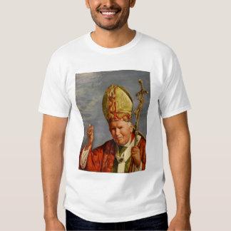 Pope John Paul II h Tshirts
