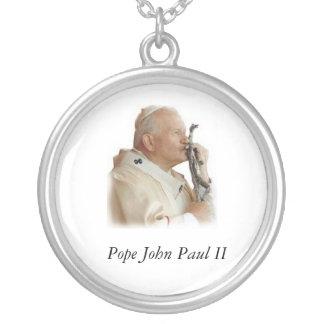 pope John Paul II Necklace