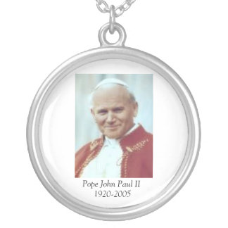 pope John Paul II Necklaces