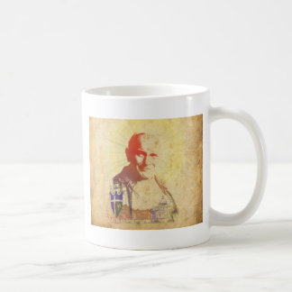 Pope John Paul II Papal Crest Coffee Mugs
