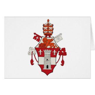 Pope John XXIIV Greeting Card